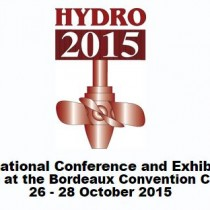 Hydro 2015 - Bordeaux France