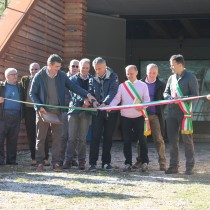 INAUGURAZIONE CENTRALI DI RABBIES 1 & 2